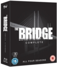 The Bridge: The Complete Series I-IV - Blu-ray