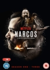 Narcos: The Complete Seasons 1-3 - DVD