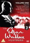 Edgar Wallace Mysteries: Volume 1 - DVD