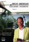 Great American Railroad Journeys: The Complete Series 1 - DVD