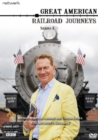 Great American Railroad Journeys: The Complete Series 3 - DVD