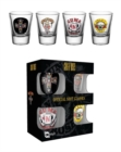 GUNS N ROSES SMALL GLASS SET - Merchandise