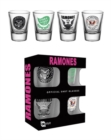 RAMONES MIX SMALL GLASS SET - Merchandise
