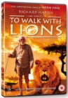 To Walk With Lions - DVD