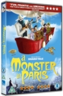 A   Monster in Paris - DVD