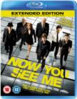 Now You See Me: Extended Edition - Blu-ray