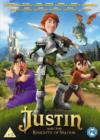 Justin and the Knights of Valour - DVD