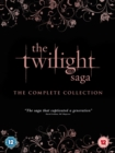 The Twilight Saga: The Complete Collection - DVD