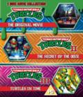 Teenage Mutant Ninja Turtles: The Movie Collection - Blu-ray