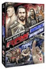 WWE: The Best of Raw and Smackdown 2015 - DVD