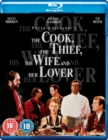 The Cook, the Thief, His Wife and Her Lover - Blu-ray