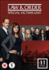 Law and Order - Special Victims Unit: Season 11 - DVD