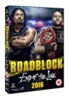 WWE: Roadblock 2016 - DVD