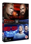 WWE: No Mercy/Hell in a Cell 2017 - DVD