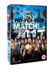 WWE: Best PPV Matches 2017 - DVD