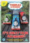 Thomas the Tank Engine and Friends: It's Great to Be an Engine! - DVD