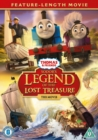 Thomas & Friends: Sodor's Legend of the Lost Treasure - The Movie - DVD