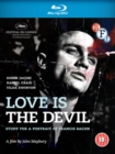 Love Is the Devil - Blu-ray