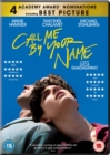 Call Me By Your Name - DVD