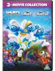 The Smurfs 1-3 - DVD