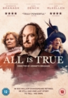 All Is True - DVD
