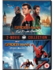 Spider-Man - Homecoming/Far from Home - DVD