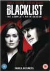 The Blacklist: The Complete Fifth Season - DVD