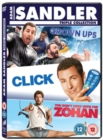 Click/Grown Ups/You Don't Mess With the Zohan - DVD