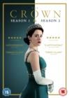 The Crown: Season One and Two - DVD