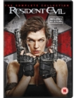 Resident Evil: The Complete Collection - DVD