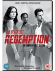 The Blacklist - Redemption: The Complete First Season - DVD