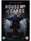 House of Cards: The Complete Final Season - DVD