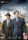 Endeavour: Series 1-3 - DVD
