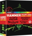 Hammer: Volume Three - Blood and Terror - Blu-ray