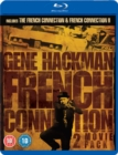 The French Connection/French Connection II - Blu-ray