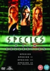Species 1-4 Collection - DVD