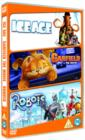 Robots/Ice Age/Garfield: The Movie - DVD