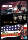 The Longest Day/A Bridge Too Far/Patton - DVD