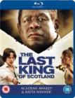 The Last King of Scotland - Blu-ray