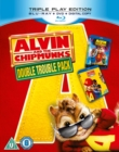 Alvin and the Chipmunks/Alvin and the Chipmunks 2 - Blu-ray