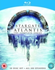 Stargate Atlantis: The Complete Seasons 1-5 - Blu-ray