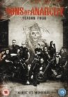 Sons of Anarchy: Complete Season 4 - DVD