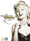 Marilyn Monroe: The Marilyn Collection - 17 Fabulous Films - DVD