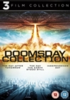 The Day the Earth Stood Still/Day After Tomorrow/Independence Day - DVD