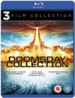 The Day the Earth Stood Still/Day After Tomorrow/Independence Day - Blu-ray
