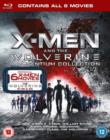 X-Men and the Wolverine Adamantium Collection - Blu-ray