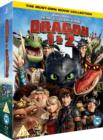 How to Train Your Dragon 1 & 2 - Blu-ray
