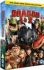 How to Train Your Dragon 1 & 2 - DVD