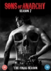 Sons of Anarchy: Complete Season 7 - DVD