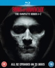 Sons of Anarchy: Complete Seasons 1-7 - Blu-ray
